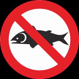 Ribolova zabranen