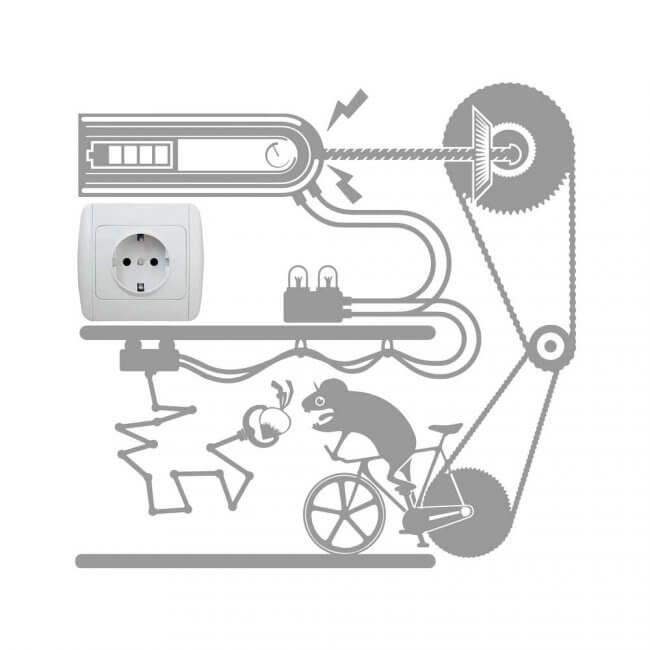 Eco Energy Gray