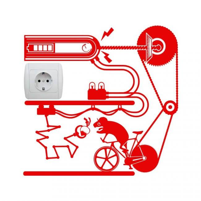 Eco Energy Red