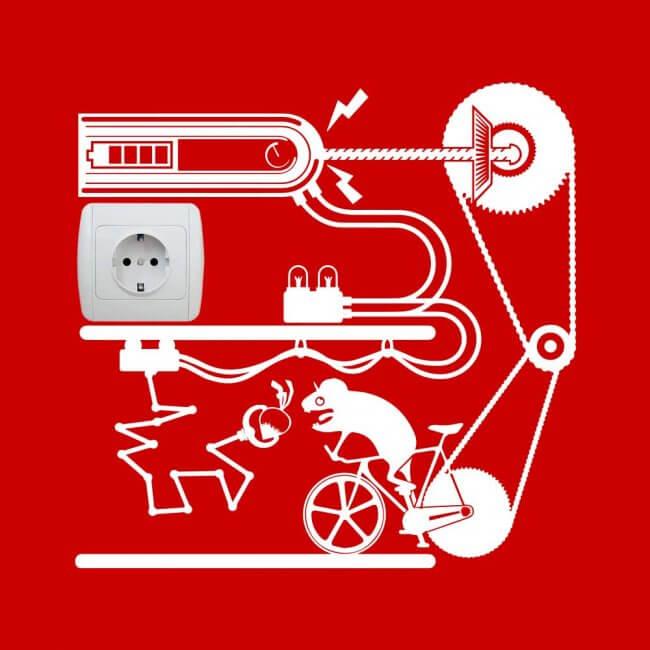 Eco Energy White