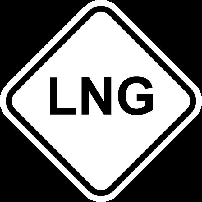 Gas - fuel type (new symbolism)