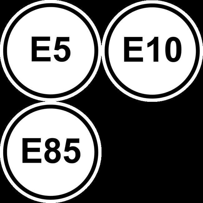 Gasoline - fuel type (new symbolism)