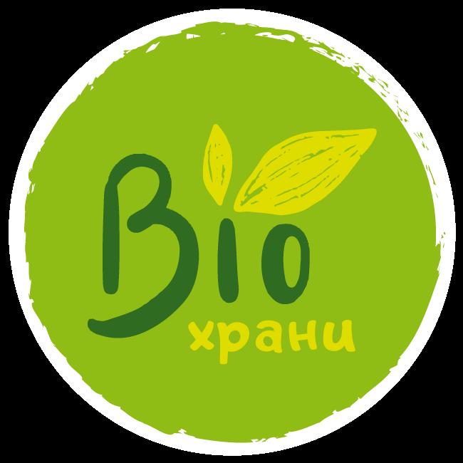 Стикер Био храни
