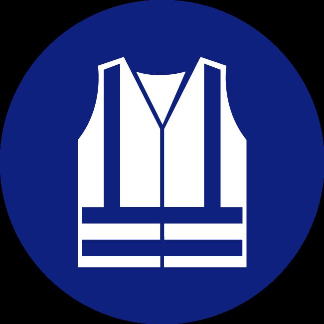 Mandatory-wearing-a-reflective-vest