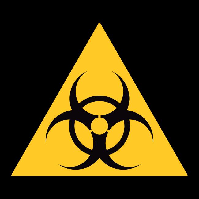 Danger-biological-risk