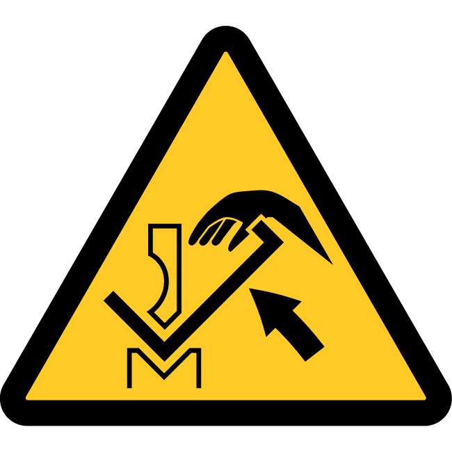 Danger-of-injury-to-hands-when-working-with-a-press