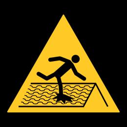 Danger breaky-roof