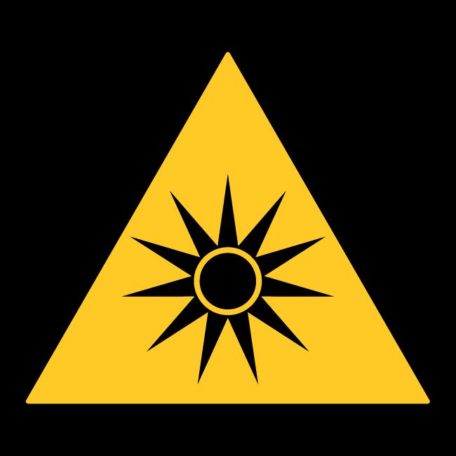 Optical radiation!